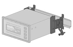 Ropex Din Rail Adaptor (HS) for Resistron and Cirus Controllers